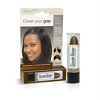 Cover Your Gray Touch-Up Stick Midnight Brown