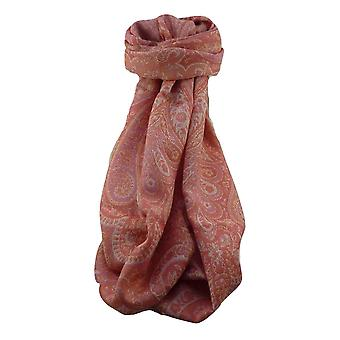 Mens Muffler sjaal 7719 fijne Pashmina wol door Pashmina & Silk
