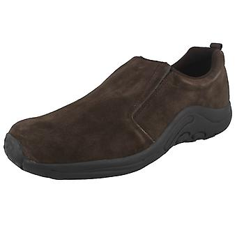 Mens Down To Earth Casual Slip On Shoes A1046