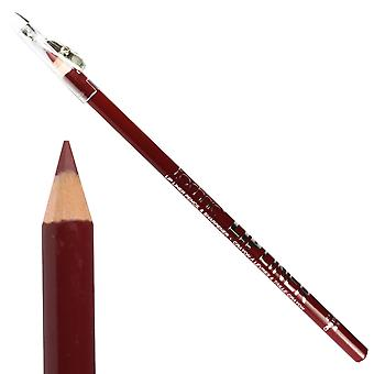 Technic Lip Liner Pencil Extra Long Cinnamon Bun (Burgundy)