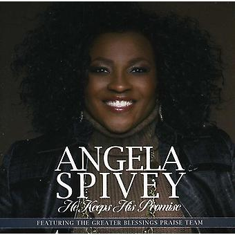 Angela Spivey - He Keeps His Promise [CD] USA import