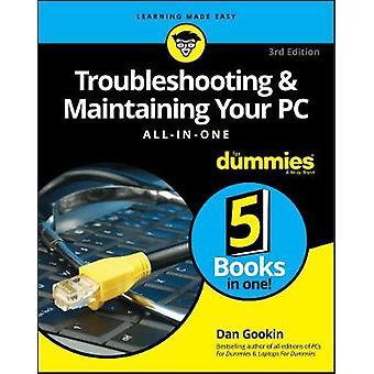 Vianmääritys ja säilyttää sinun PC All-in-One For Dummies Dan