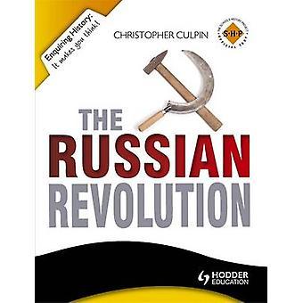 Spørrende historie - den russiske revolusjonen 1894-1924 av Christopher Cu