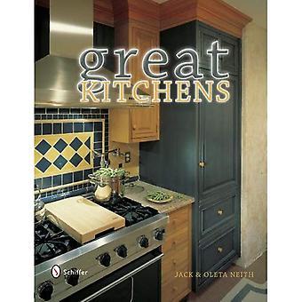 Grandes cozinhas