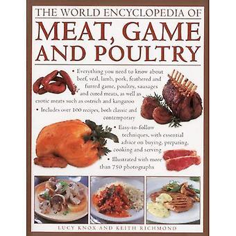 L'encyclopédie mondiale de viande, gibier et volaille