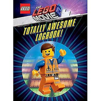 LEGO Movie 2: Helt fantastisk loggbok!
