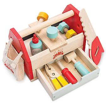 Le Toy Van Cars & Construction Tool Box