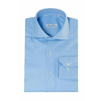 Monti blue shirt Bracciano