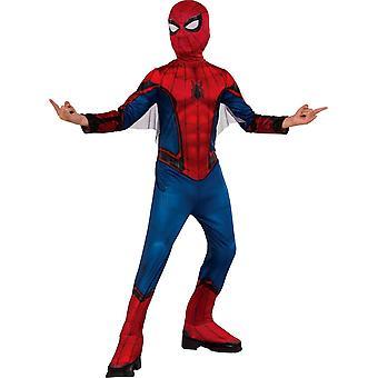 Spiderman Kids Costume