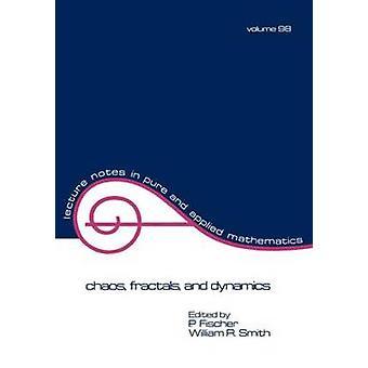 Fractales de chaos et de la dynamique de Fischer & P.