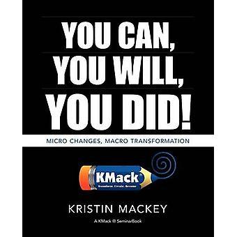 Könnt ihr euch wird das habt Frequenz Angelegenheiten Buch von Mackey & Kristin