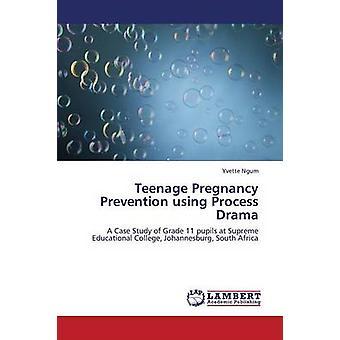 Prevenção de gravidez na adolescência, usando o processo Drama por Ngum Yvette