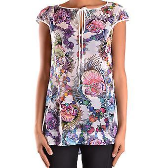 Juste Cavalli Ezbc141010 Femmes-apos;s Multicolor Polyester T-shirt