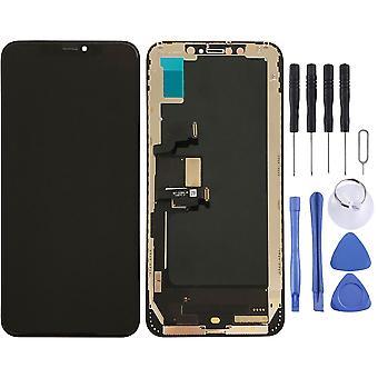 OLED Display LCD Komplett Einheit Touch Panel für Apple iPhone XS MAX 6.5 Zoll Schwarz