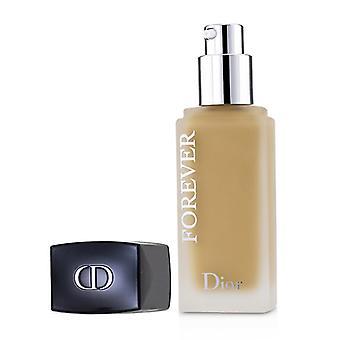 Кристиан Диор Dior Forever 24h Износ высокого совершенства Фонд Spf 35 - No 3wo (теплый оливковый) - 30ml/1oz