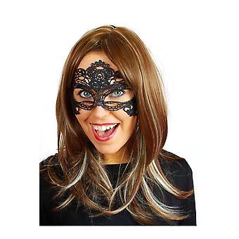 Masks  Black Lace Mask