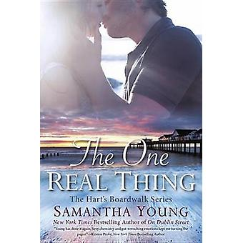 The One Real Thing by Samantha Young - 9781101991671 Book
