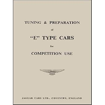 Jaguar E-Type Tuning and Preparation for Competition Use - How to Impr