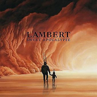 Lambert - Sweet Apocalypse [CD] USA import