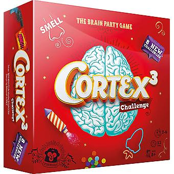 Cortex Challenge 3 The Brain Party Board Game