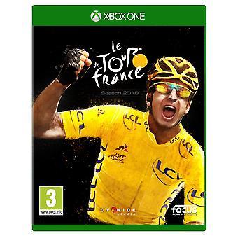Tour de France 2018 Xbox One-spel