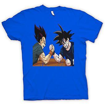 Crianças t-shirt - v de Goku Vegeta - Dragon Ball Z inspirado