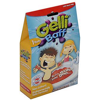 Gelli Baff 300g-έκρηξη λάβας κόκκινο