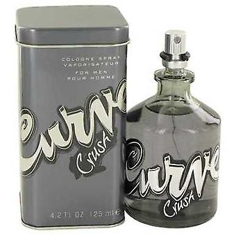 Curve Crush door Liz Claiborne Eau de Cologne Spray 4,2 oz (mannen) V728-415791