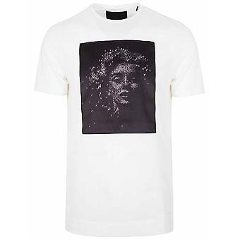 Limitato White Craigs Monroe T-Shirt