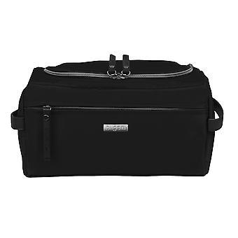 Bugatti washbag toalettartiklar väska necessär svart 3832