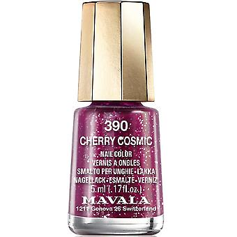 Mavala Cosmic Nail Polish Collection - Cherry Cosmic (390) 5ml