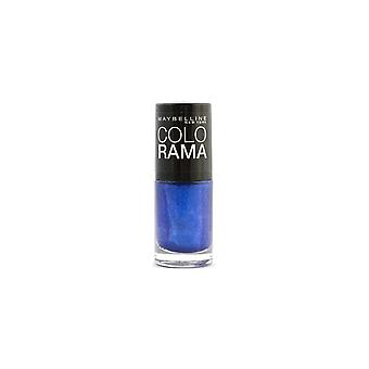 Maybelline kleurtoon nagellak-Ocean Blue 7ml (661)