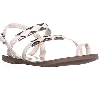 Bar III Womens Vadya Open teen Casual Strappy sandalen