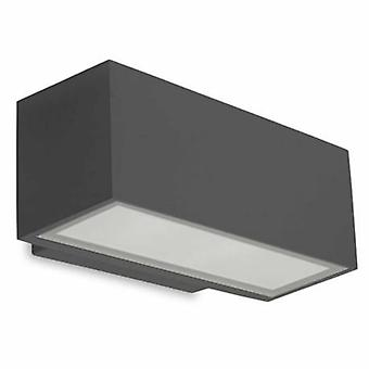 Led Light Outdoor Small Up / Down Wall Podkładka Light Urban Grey Ip65
