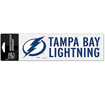 Wincraft Sticker 8x25cm - NHL Tampa Bay Lightning
