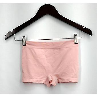 Breezies Majtki Stretch Pull On Boyshorts Styl Pink Kobiety