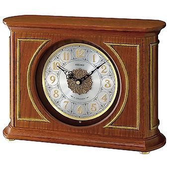 SEIKO CLOCKS ANALOG Analog Quartz Alarm Clocks QXW219B