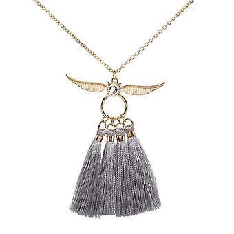 Necklace - Harry Potter - Snitch Pendant New Licensed nk755khpt