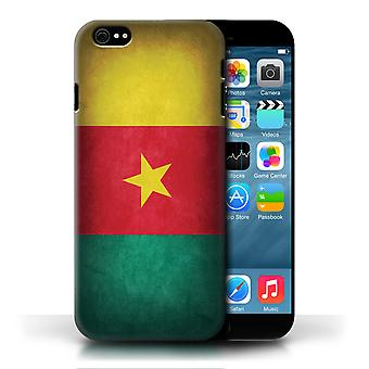 STUFF4 Case/Cover for Apple iPhone 6/Cameroon/Cameroonian/Flags