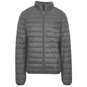 Jott Grey MAT Down Filled Jacket