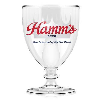 Hamm está provinha cálice de vidro