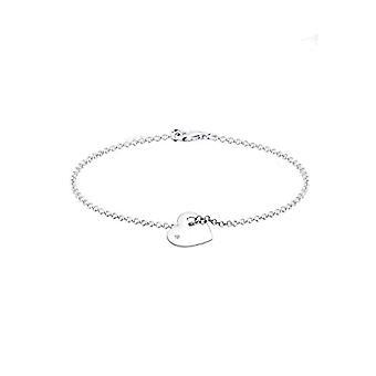 Diamore Women's Bracelet in Silver 925 - 18 cm