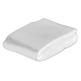 BRESSER BR-8P Poliestrowa tkanina tła 3x6m biały
