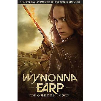 Wynonna Earp - Volume 1 - Homecoming door Lora Innes - Chris Evenhuis - B