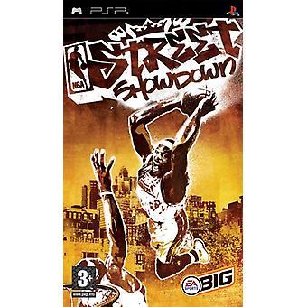 NBA Street Showdown (PSP)-nytt