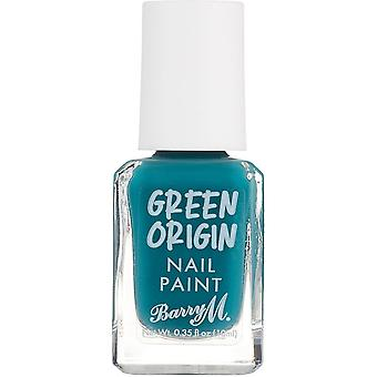Barry M Green Origin Nail Polish Collection - Rock Pool (GONP2)