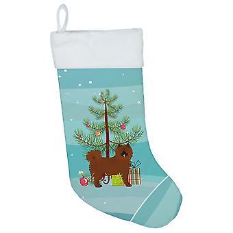 Eurasier o eurasio perro navidad árbol de Navidad media