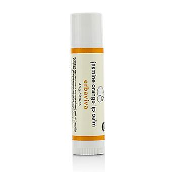 Erbaviva Jasmine oranssi huuli voide-4.5 g/0,16 oz