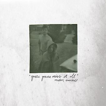 Modern Baseball - You're Gonna Miss It All [CD] USA import
