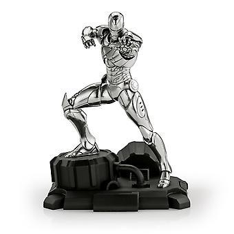 Marvel By Royal Selangor 017937R LIMITED EDITION Iron Man Figurine